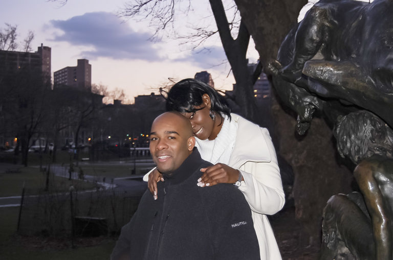 Harlem Engagement Photography & Weddings