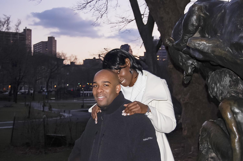 Harlem Engagement Photography & Weddings